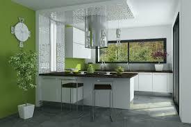 plans de cuisines ouvertes idée agencement cuisine luxe plan cuisine ouverte moderne