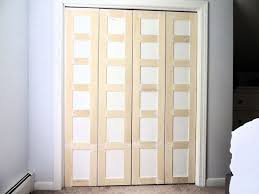 Closet Door Installation Bifold Closet Door Installation Benefits Of Using The Bifold