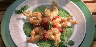 grenouille cuisine cuisses de grenouilles au coulis de cresson recette sur cuisine