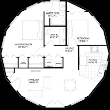geodesic dome floor plans this savannah works already one tub and one shower living space