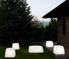 Outdoor Floor Lamps Outdoor Floor Lighting From Carpyen Lite Cube And Lite Box