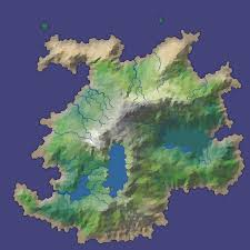 Fantasy Map Maker Generate An Island Map Dr Worldcrafter