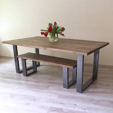 industrial glass dining table interior felix industrial reclaimed dining table industrial metal
