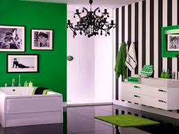 Lime Green Bathroom Ideas Bathroom Delectable Monochrome Bathroom Black And Green Ideas