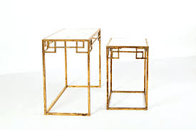 gold nesting coffee table gold nesting tables gold nesting tables 2 italian gold nesting