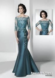 fotos vestidos de madrinas novia 553 vestido de madrina diseñador alejandro de miguel