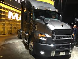 mack truck dealers mack trucks introduces its brand new on highway tractor