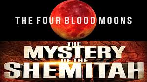mystery of the shemitah the four blood moons the mystery of the shemitah