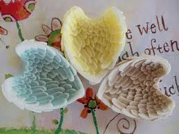 Angel Decorations For Baby Shower 20 Angel Wings Soap Favors Wedding Favors Baby Shower