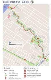Map Of Winnipeg Canada by Bunn U0027s Creek Trail Winnipeg Trails Associationwinnipeg Trails