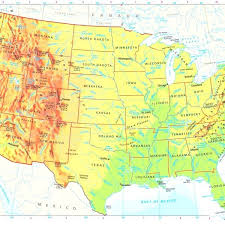 map usa chicago states cities map of the usa with states and cities top 10 maps
