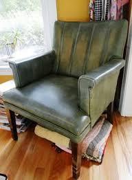 Painting Vinyl Chairs Aubusson Blue Chalk Paint Decorative Paint By Annie Sloan On A