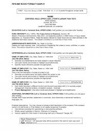 Examples Of Resume Names by The Most Elegant What Is A Resume Title Resume Format Web