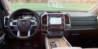 suv ford expedition unique 2018 ford expedition interior selfiecar