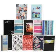 4 by 6 photo album jasper brag 24 photos 4 x 6 album assorted warehouse stationery nz