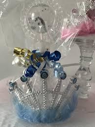 Tiara And Wand Favor by Princess Birthday Tiara And Glitter Wand Favors