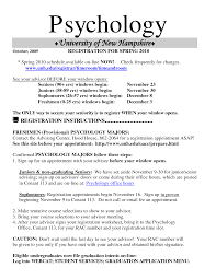 exle of a student resume ideas collection sle resume graduate school psychology