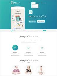 27 app developers website themes u0026 templates free u0026 premium