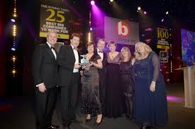 lexus milton keynes staff sytner group takes fourth in sunday times best big companies to