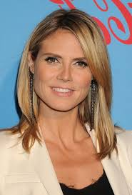 what is the latest hairstyle for 2015 heidi klum latest hairstyle with long layers for women over 40