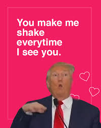 Me On Valentines Day Meme - trump valentine s day cards album on imgur