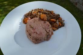 cuisiner un jambonneau lentilles au jambonneau au cookeo weight watchers kanisette