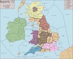 Somerset England Map by Variants Vdiplomacy