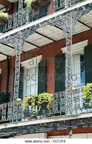 new orleans bourbon street balcony stock photos u0026 new orleans