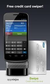 credit card apps for android swipe credit card terminal android apps on play
