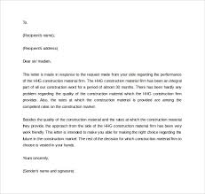 Reference Letter business reference letter template business letter template