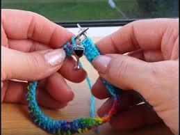 knitting pattern for socks using circular needles sock knitting tutorial on 9 circular needles cast on part 1