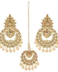 golden earrings buy gorgeous golden earrings aprm9996 at 19 12
