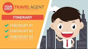 travel agency powerpoint template youtube