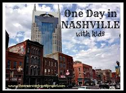one day in nashville with with tons of different family