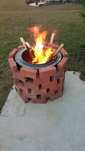 Washing Machine Firepit Washing Machine Braai N Pits Pinterest