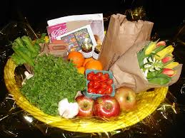 vegetarian gift basket food gift baskets that are easy to make the and party guide