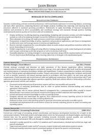 sample data management resume data analyst resume samples exampl