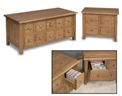Coffee Table With Dvd Storage Cd Coffee Table And Dvd End Table Amish Family Room And Theater