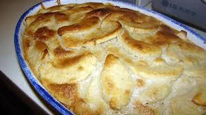 cuisine scandinave recettes recette de pommes au soufflé d amandes dessert scandinave