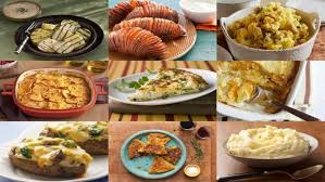 different types of cuisines in the 50 ways with potatoes recipes food uk