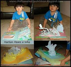 dr seuss u0027s horton hears crafts book u0026 movie artsy momma