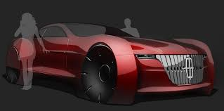 lincoln sports car student designed electric lincoln continental looks to ford u0027s