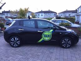 nissan leaf eco mode nissan leaf ev 5star review by dublin taxi driver