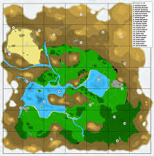 Map Of Hyrule Wind Waker Hyrule By Sol Zephyr On Deviantart