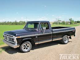 Vintage Ford 4x4 Truck - 1976 ford f 150 trailer special rod network