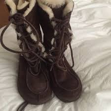 ugg boots womens tularosa chestnut lace up 86 ugg shoes ugg tularosa uptown ii espresso lace up boots