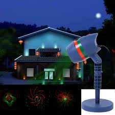 Christmas Lights Projector On House by Online Buy Wholesale Laser Christmas Lights From China Laser