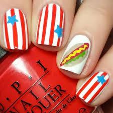 4th of july nail art gallery nail it