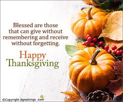 happy thanksgiving messages for family and friends business