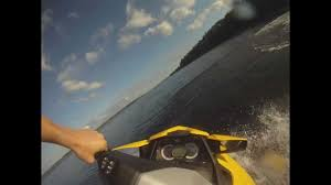 sea doo rxt 260 is first ride youtube